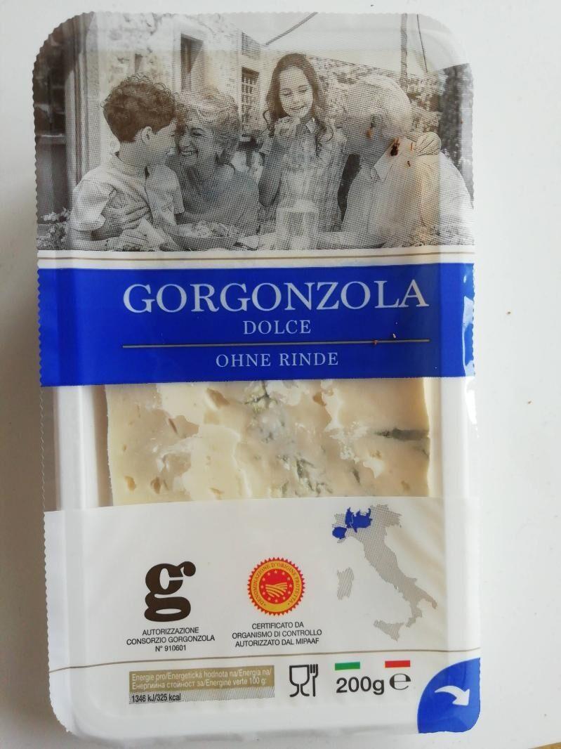 Gorgonzola dolce - Produit - de