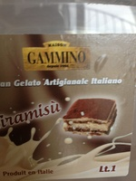 $$$$ Gelato Artigianale Italiano Tiramisu - Product - fr