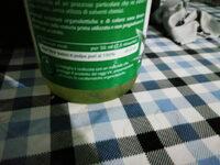 aloe vera - Nutrition facts