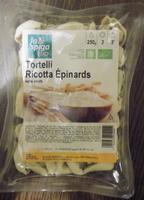 Tortelli Ricotta Épinards sans œufs - Product