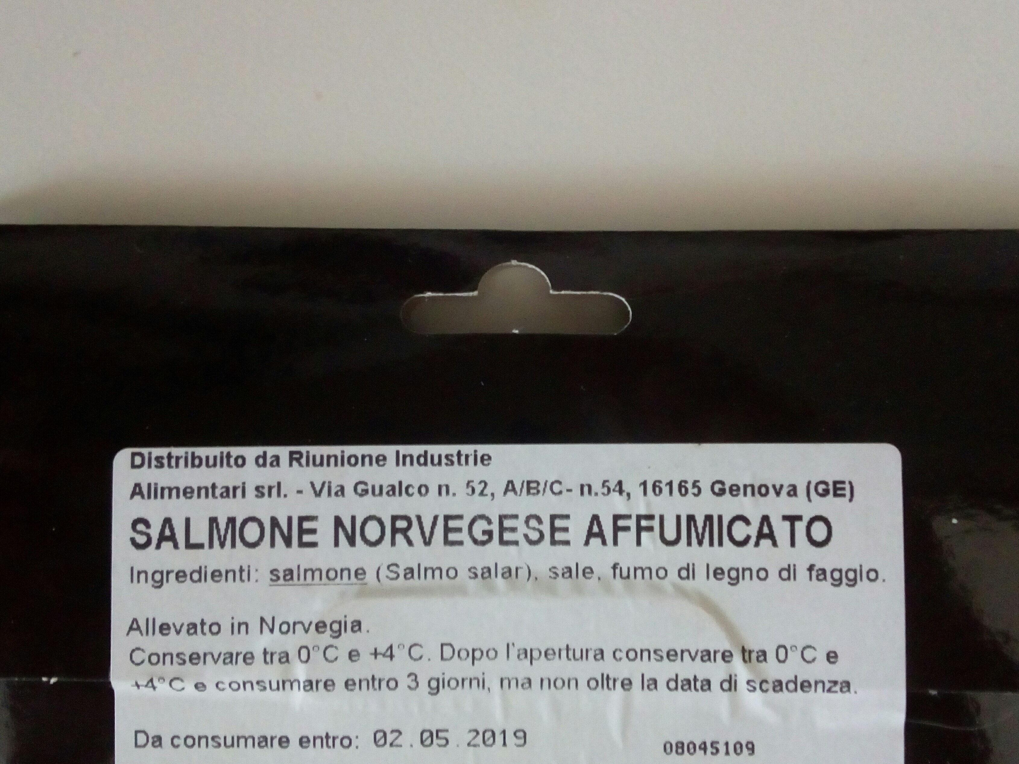 Fior di Salmone - Inhaltsstoffe - it