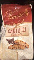 Cantucci al cioccolato - Product - fr