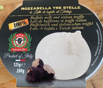 Tartufina mozzarella - Product - fr