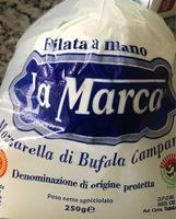 Mozzarella di Bufala Campana AOP - Product