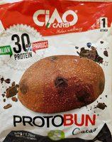 Protobun cacao - Product - fr