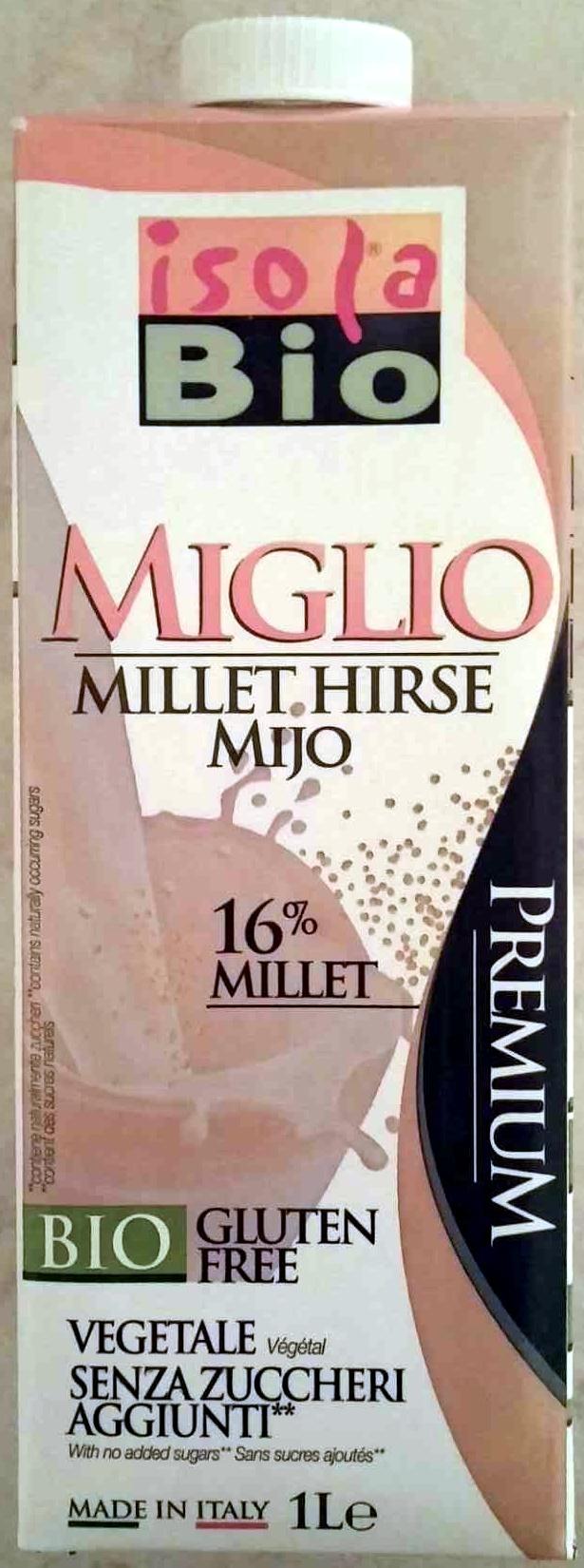 Miglio - Produit