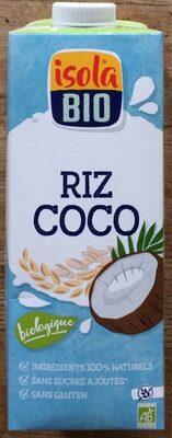 Riso Cocco - Produkt