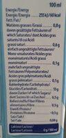 Riz Coco - Nutrition facts - fr