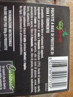 Polpette 100% vegetariane - Ingredienti - it