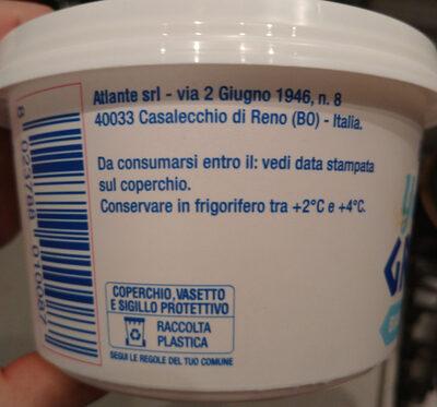 Yogurt Greco - Istruzioni per il riciclaggio e/o informazioni sull'imballaggio - it