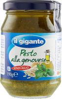 Pesto alla genovese senza aglio - Product - it