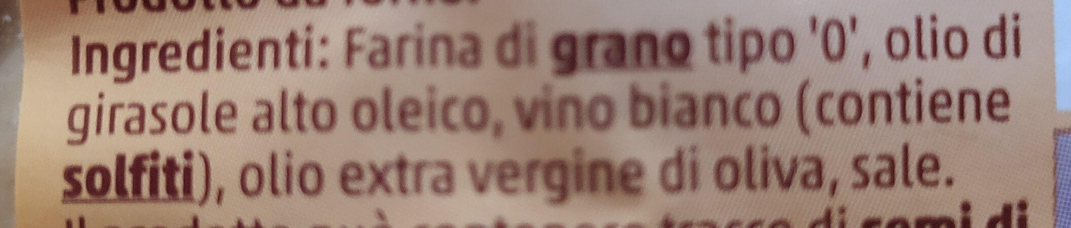 Gustoselli fragranti - Ingredients - it