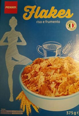 Flakes riso e frumento - Product - it