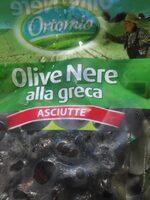 Olive nere alla greca - Product - it
