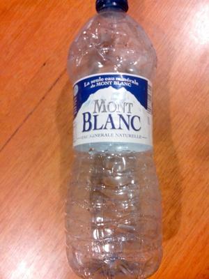 Mont Blanc - Product