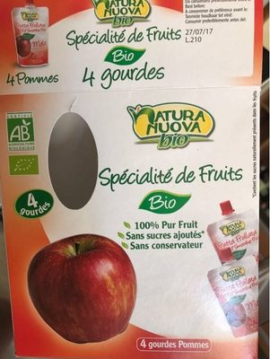 Compote Pomme - Product