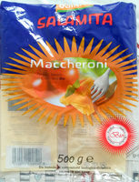 Maccheroni - Produkt