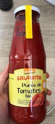 Puree de tomates - Produit