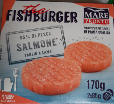Fishburger - Product - it