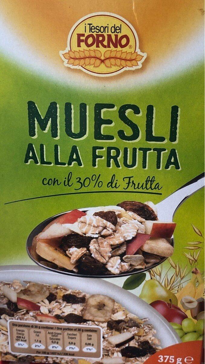 Muesli alla frutta - Product - it