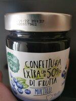 Confettura di mirtilli - Prodotto - it
