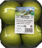 Manzanas Variedad Golden Delicious - Product - es