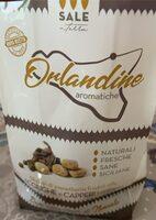Orlandine aromatiche acciughe e capperi - Prodotto - it