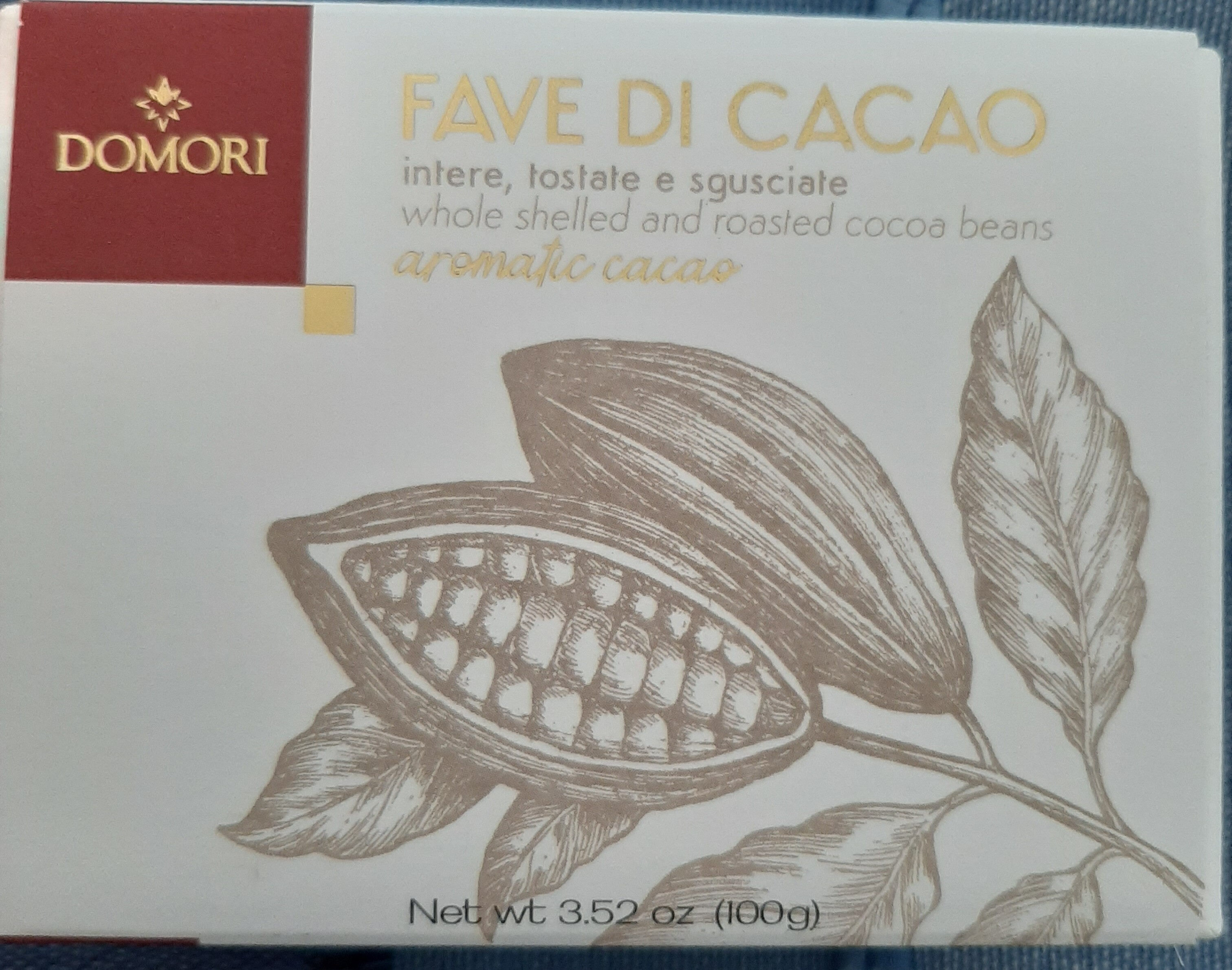 Fave di cacao - Product - it