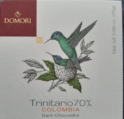 Cioccolato trinitario 70% - Prodotto - it