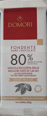 Cioccolato fondente 80% - Product - it