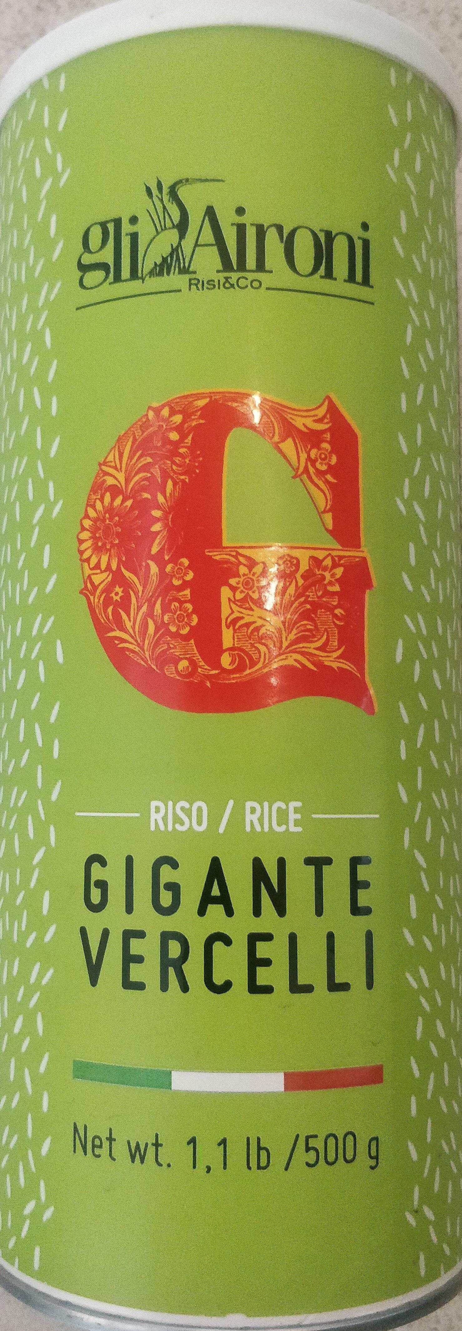 Riso gigante Vercelli - Product - it