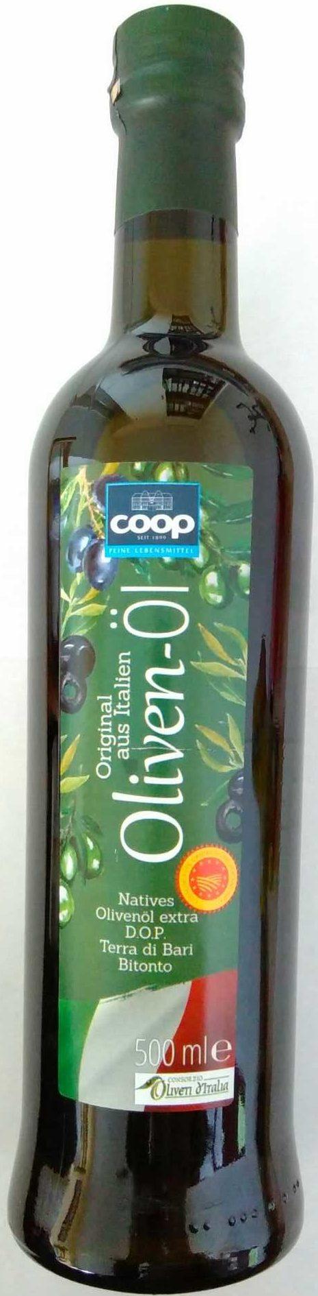 Oliven-Öl aus Italien - Produit - de