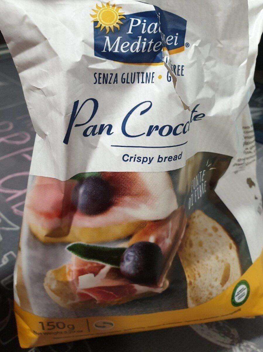 Pan croccante sin gluten - Producto - es