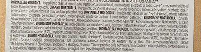 Mortadella - Ingrediënten