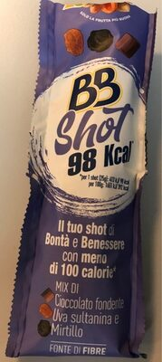 Bb Shot - Product