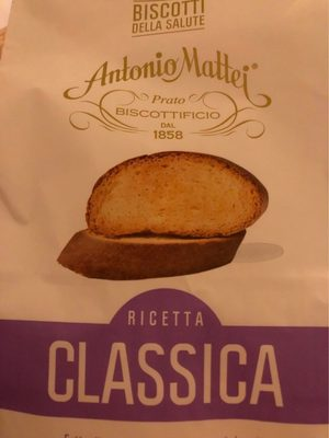 Biscotti - Produit - fr