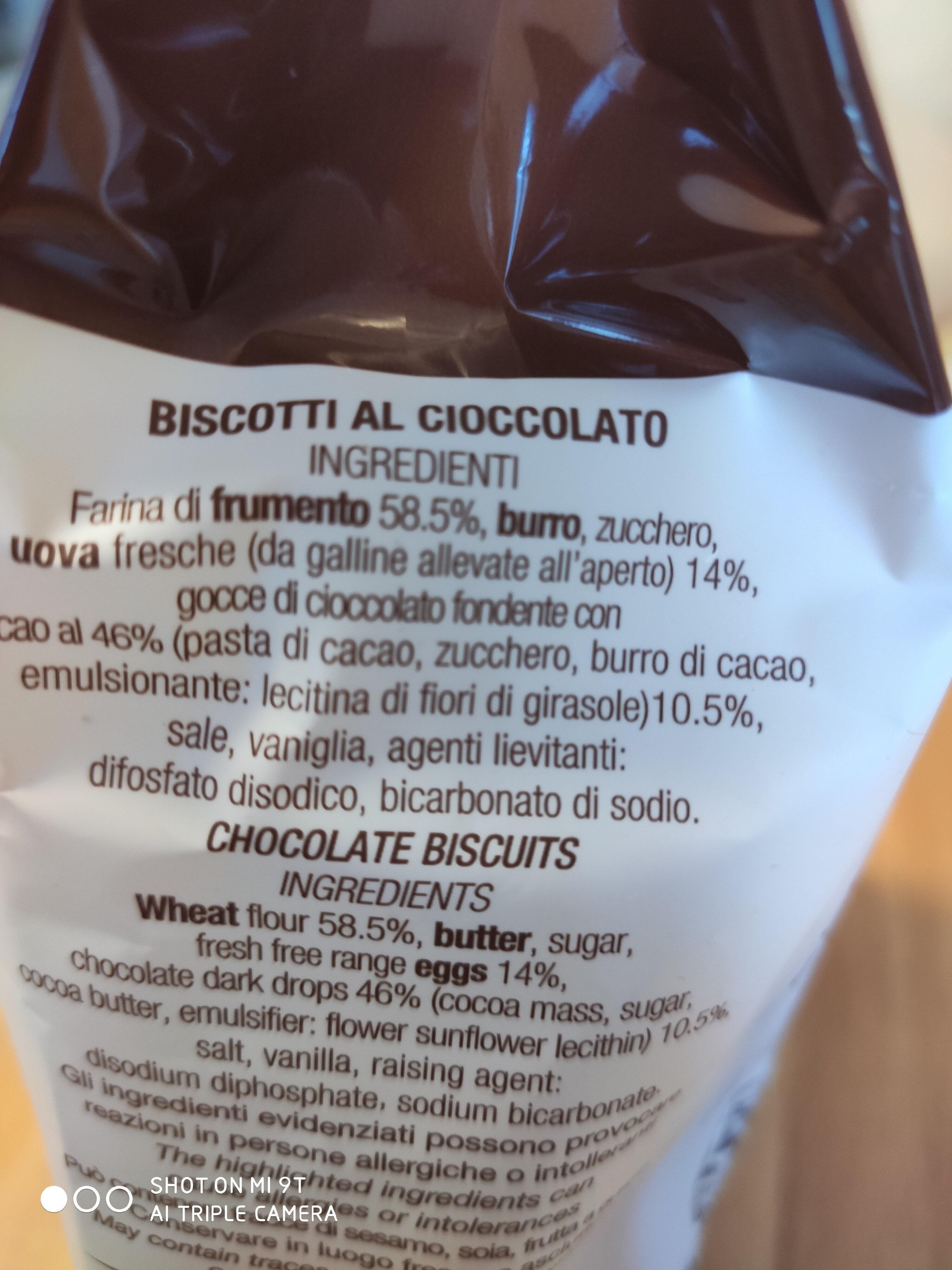 Cioco - Ingredients - it
