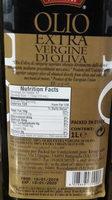 Olio Extra Vergine Di Oliva - Ingrédients - en