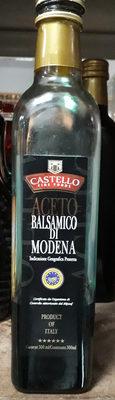 Balsamic Vinegar of Modena - Produit