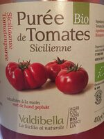 Purée de tomates sicilienne - Product - fr