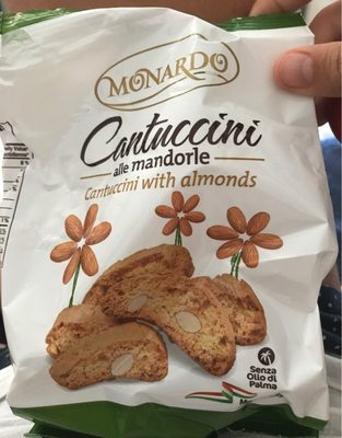 Cantuccini Mandorla - Product - fr