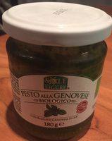 Pesto alla Genovese Biologico - Produit