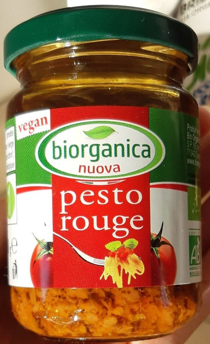 Pesto rouge - Product
