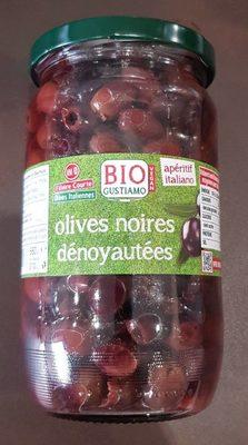Olives noires dénoyautées - Prodotto - fr