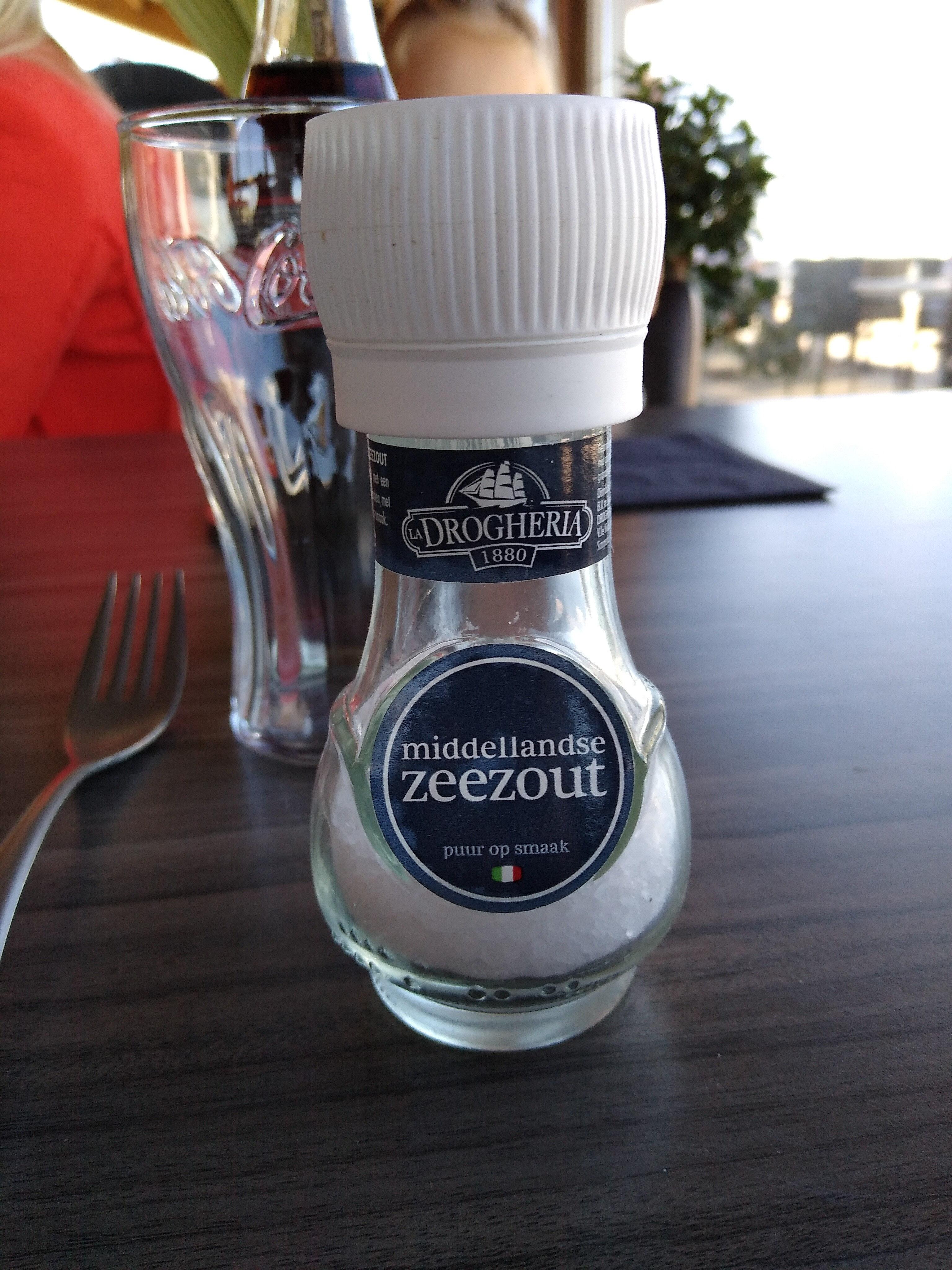 middellandse Zeezout - Product - nl