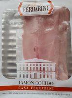 Jamon cocido - Product - es