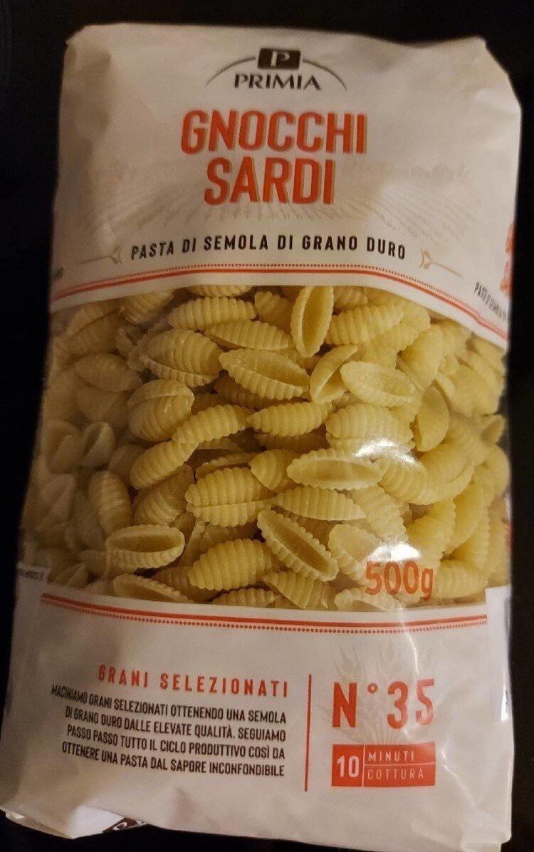 Gnocchi sardi - Produkt - de