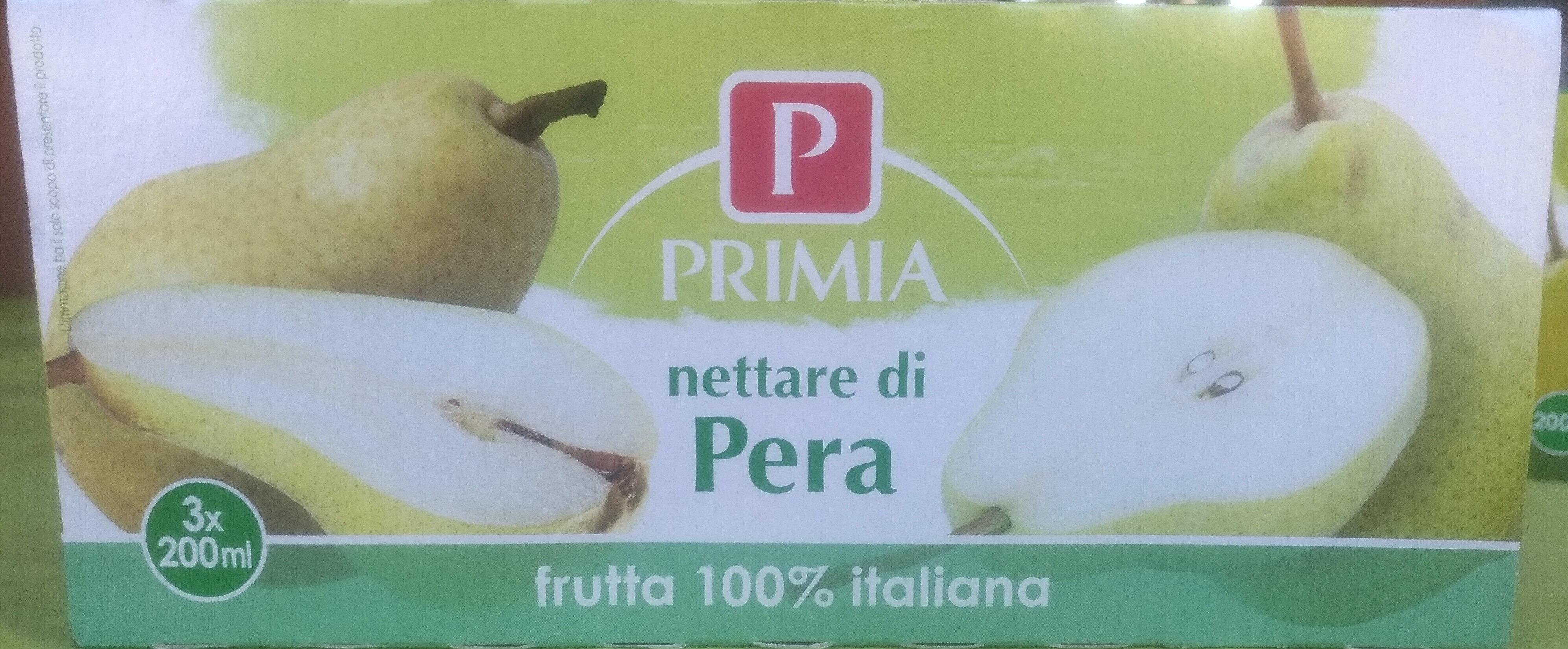 Nettare di pera - Prodotto - it