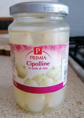 Cipolline in aceto di vino - Prodotto - it