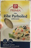 Riso Ribe Parboiled sottovuoto - Prodotto - it